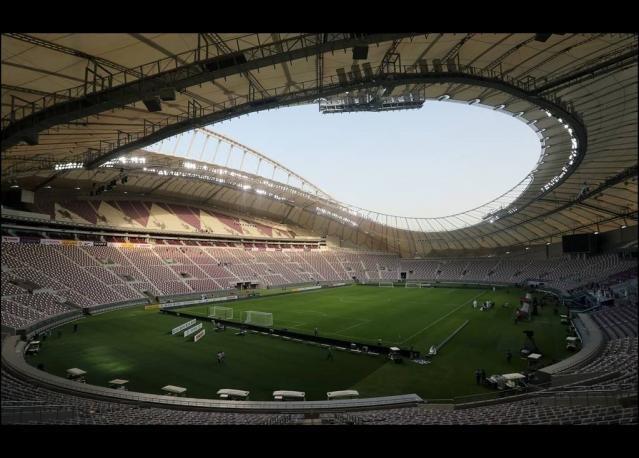 Primer estadio para el 2022