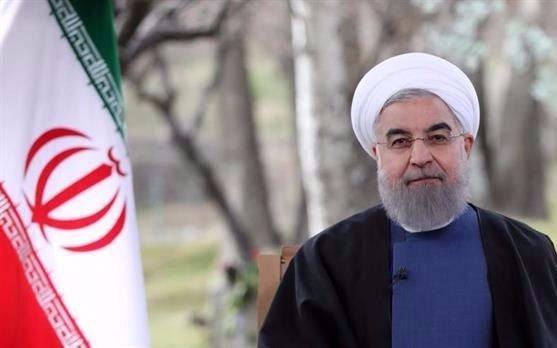 Hassan Rohaniganó las elecciones enIrán con el 57% de los votos