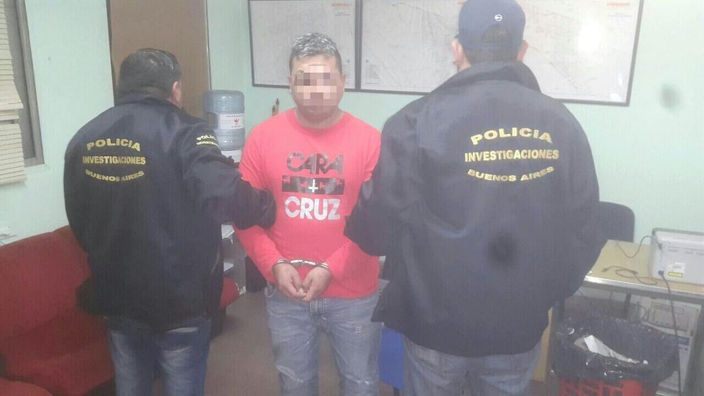 Cayó en Echeverría el narco que ametralló contra una casa en Budge