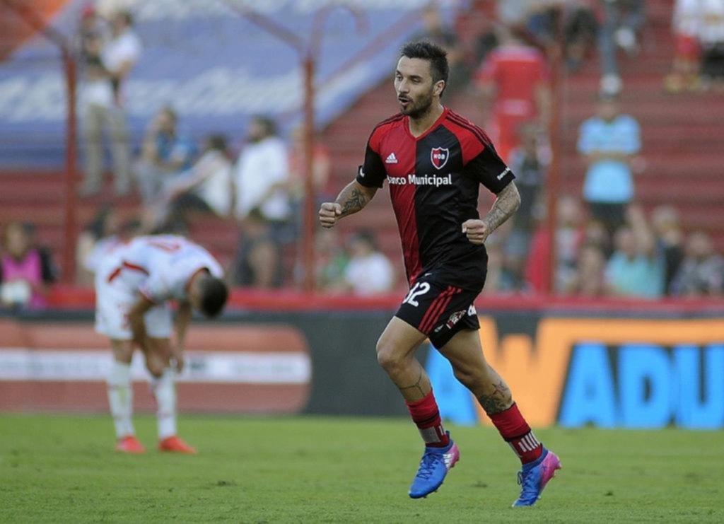 Olimpo cayó 3-2 ante Newell's en Rosario