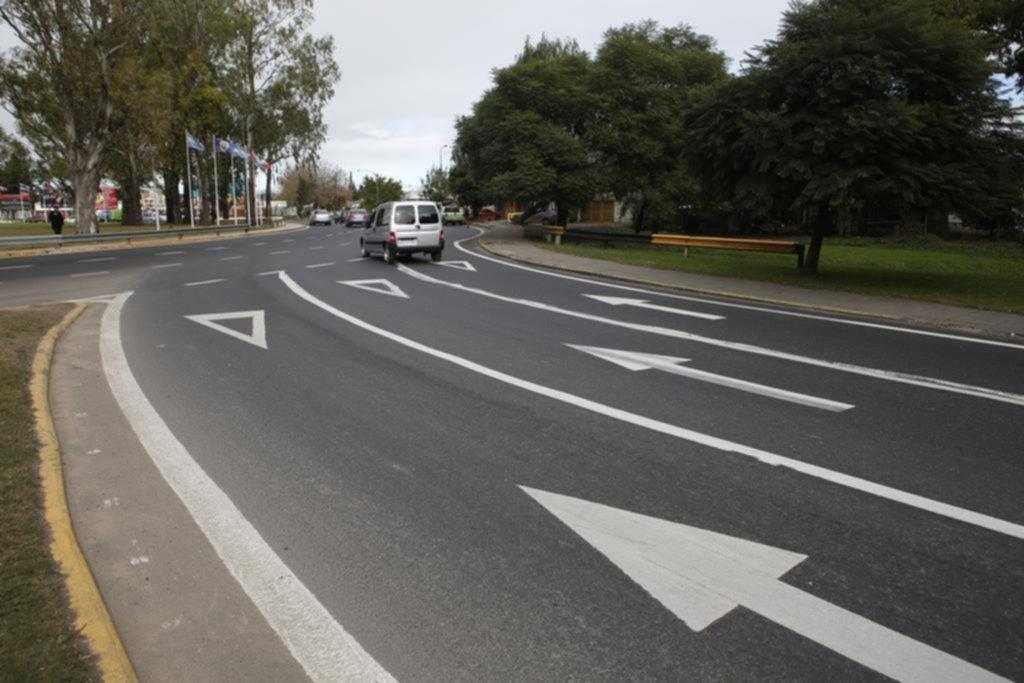 Inauguraron las obras de ingreso a la ciudad de La Plata — Autopista