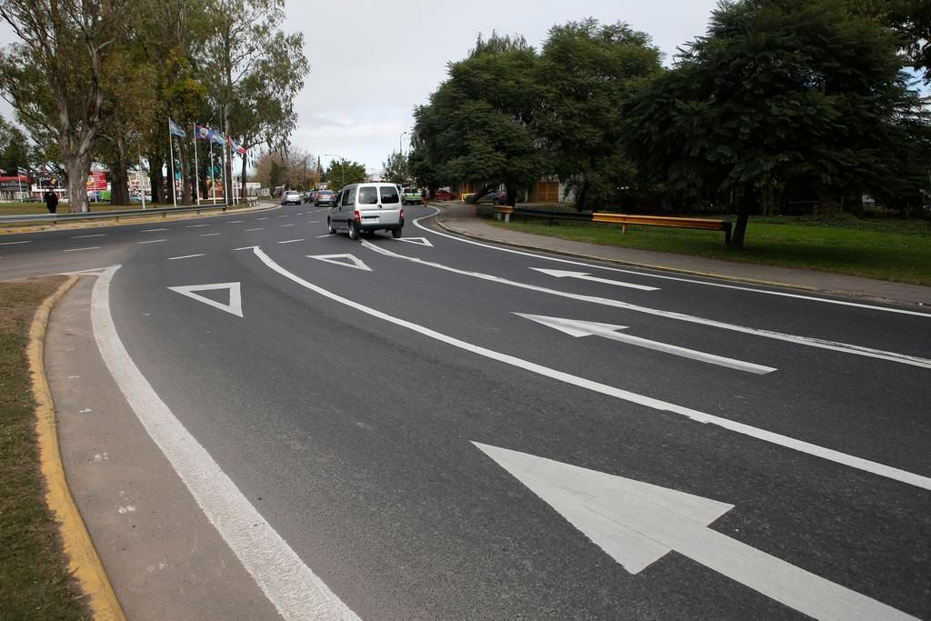 Inauguraron las obras de ingreso a La Plata