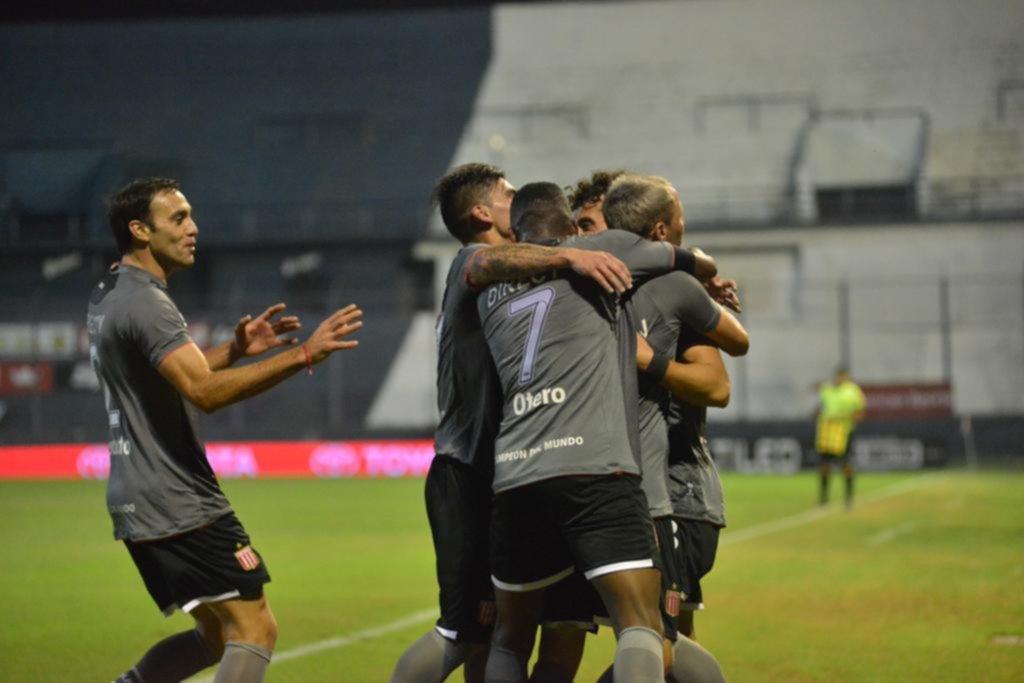 De la mano del Vasco, el Pincha cantó victoria y vuelve a coparse