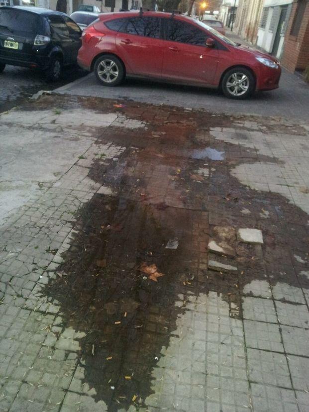 Quejas por p rdidas de agua y poca presi n la ciudad for Poca presion de agua