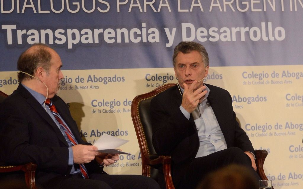 Macri amenazó con echar a los jueces que investigan a De Vido