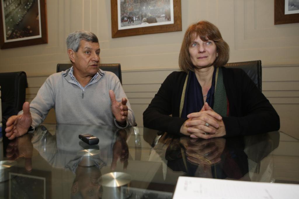Anunciaron un acuerdo electoral entre el Partido Socialista y el Frente Popular