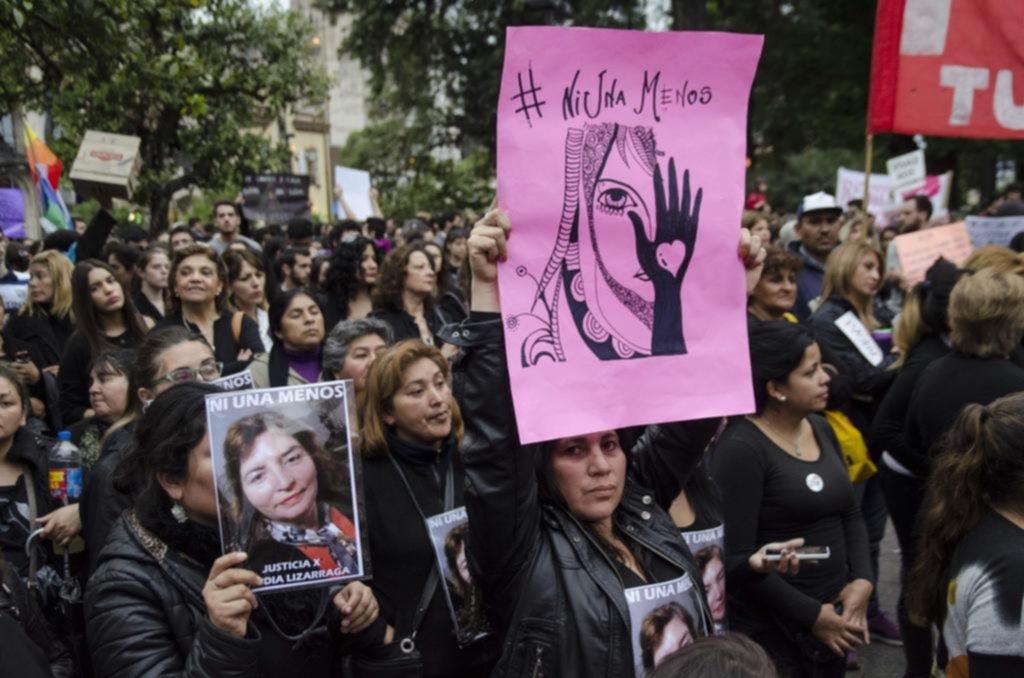 El pedido y las marchas se replicaron en todo el país — NiUnaMenos