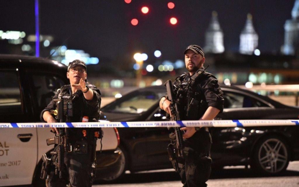 Atentados en Londres: 21 personas heridas están en estado crítico