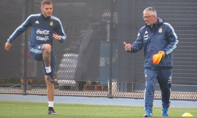 0-1. Argentina estrena la era Sampaoli con un triunfo ante Brasil