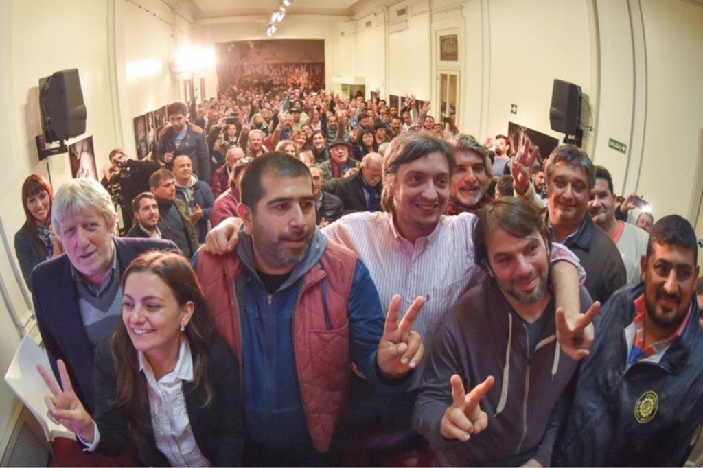 Cumbre kirchnerista en el Instituto Patria: intendentes se reúnen con Máximo Kirchner