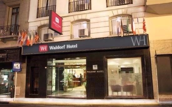 CFK negó ser la dueña del Hotel Waldorf