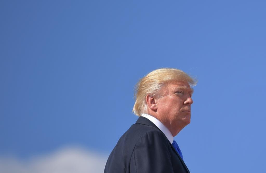Trump deja en suspenso su visita a Londres por temor a protestas