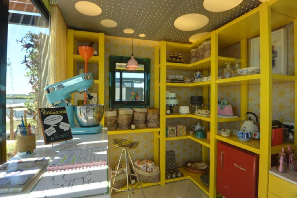 El universo de una pastelera