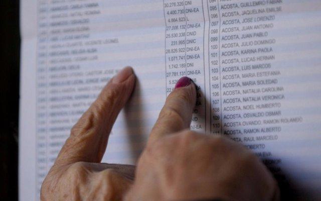 Habrá que esperar 15 días para conocer los padrones electorales definitivos