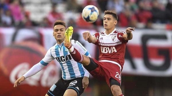 Racing le dio un golpazo a River en Núñez y alegró a Boca