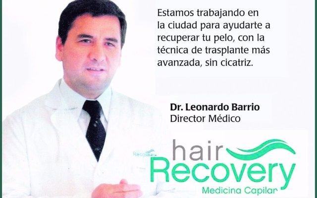 Hair Recovery: medicina capilar