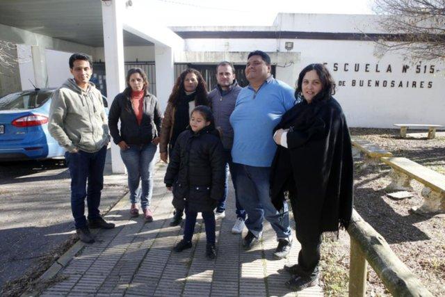 Aumenta la preocupación por la toma de la Escuela para ciegos de Gonnet