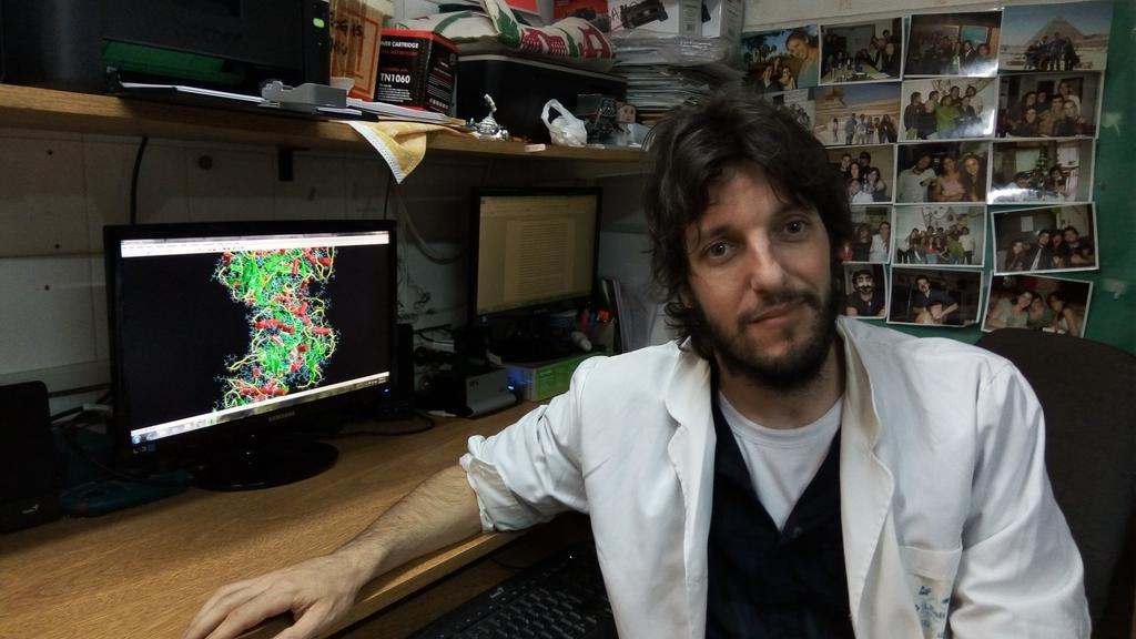 Proponen la informática para crear nuevos fármacos contra la epilepsia