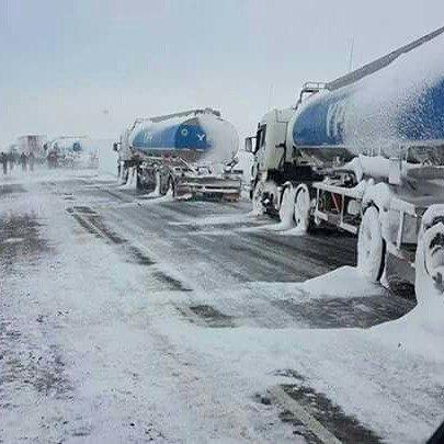 Sin gas ni agua potable en varias localidades