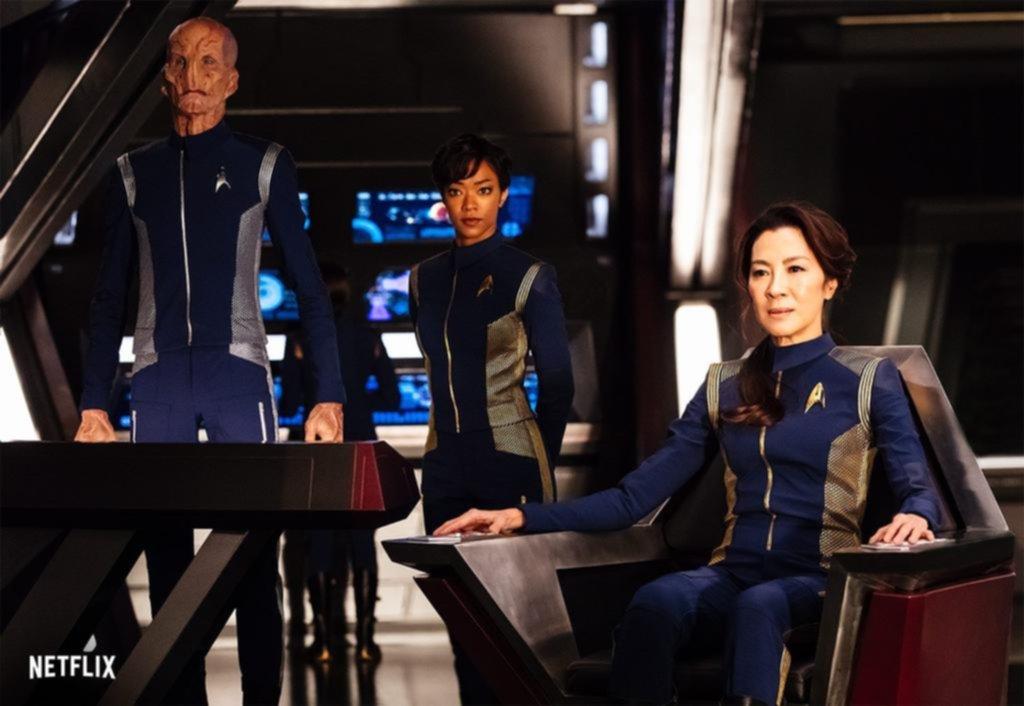 Star Trek Discovery se estrenará el 25 de septiembre en Netflix