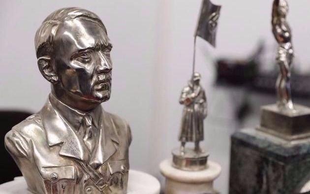 Encuentran la mayor colección oculta de objetos nazis — Argentina