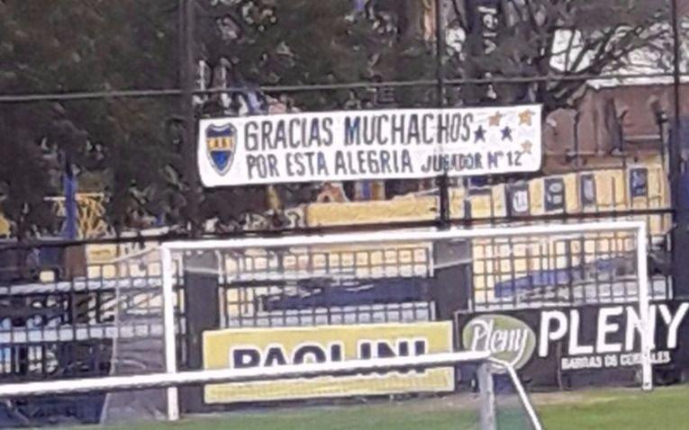 Boca festejó el título con otra victoria