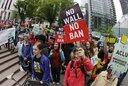 Trump logra un triunfo parcial de su veto migratorio en la Corte Suprema