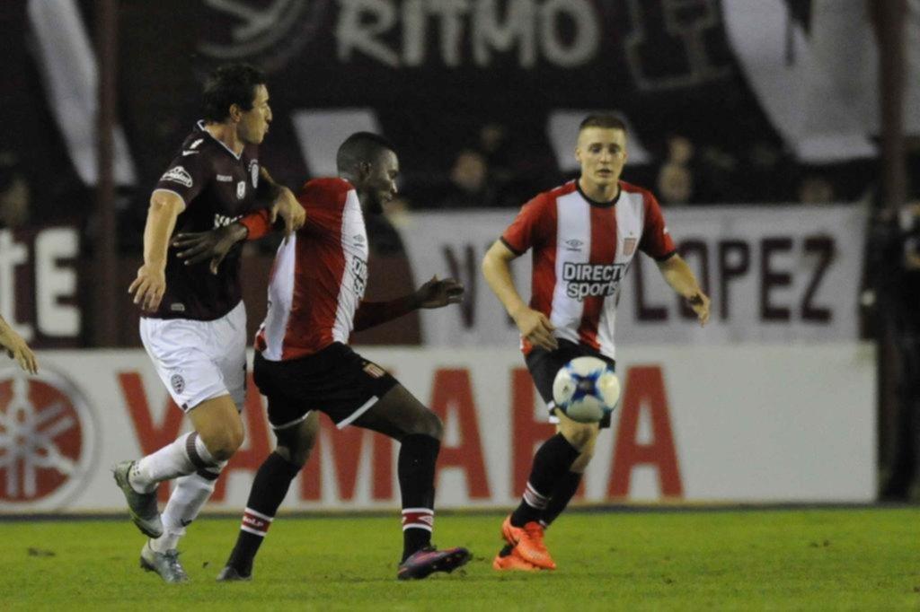 Estudiantes venció a Quilmes y se clasificó a la próxima Libertadores