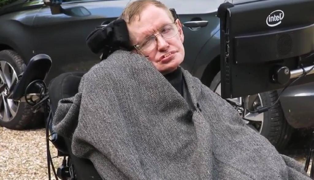 Donald Trump convertirá el mundo en un infierno — Stephen Hawking