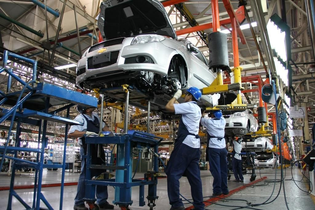 Autos: producción subió 9,2% y exportación 36,1%