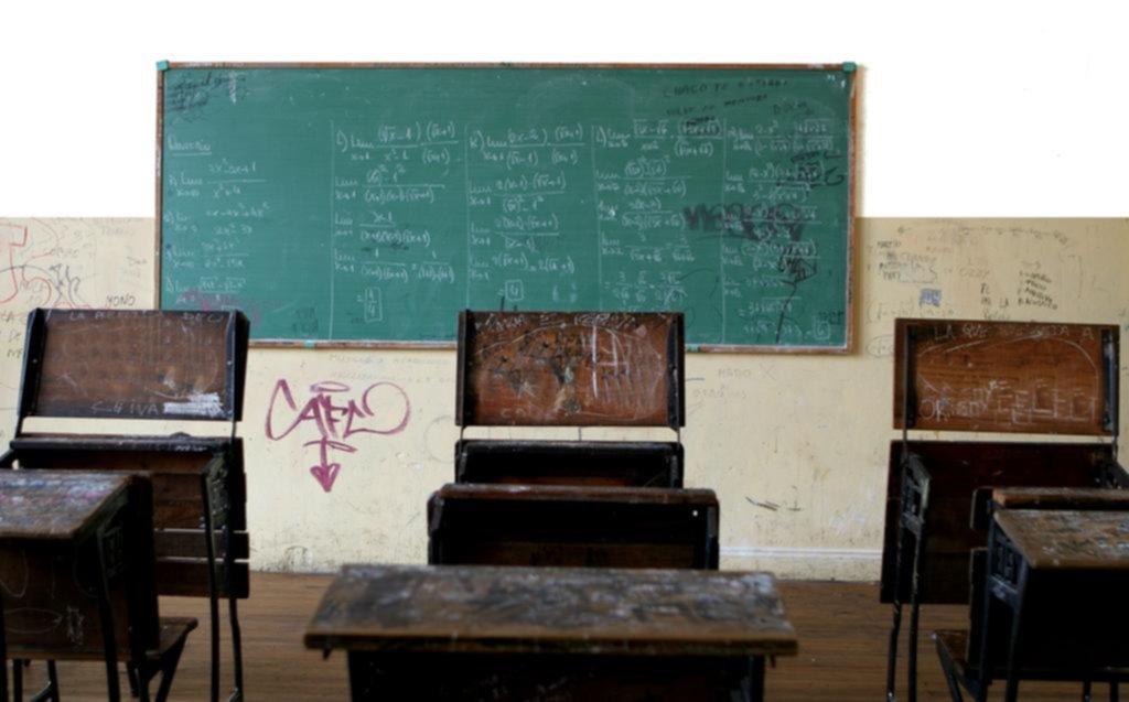 Los docentes van a la Justicia para no dar clases en invierno