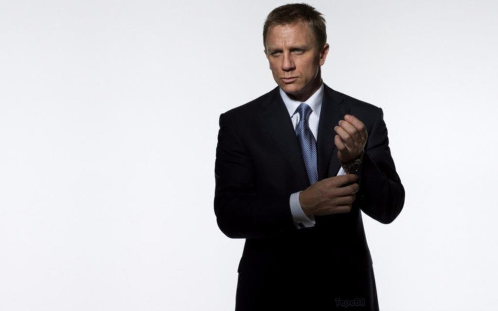 Daniel Craig sera James Bond nuevamente — Confirmado