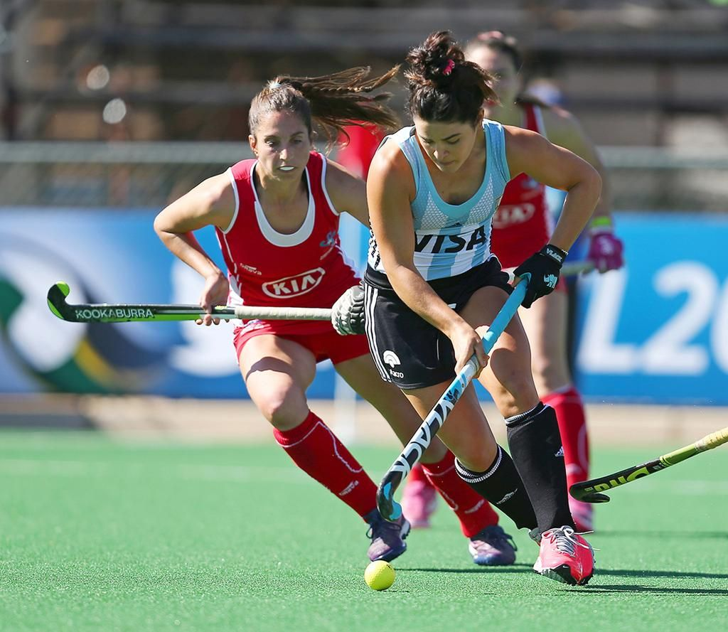 Las Leonas debutan ante Chile en las semis de la World League