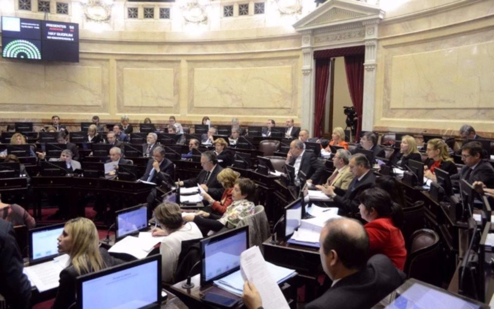 Fracasó la sesión del Senado que intentó frenar un decreto de Macri