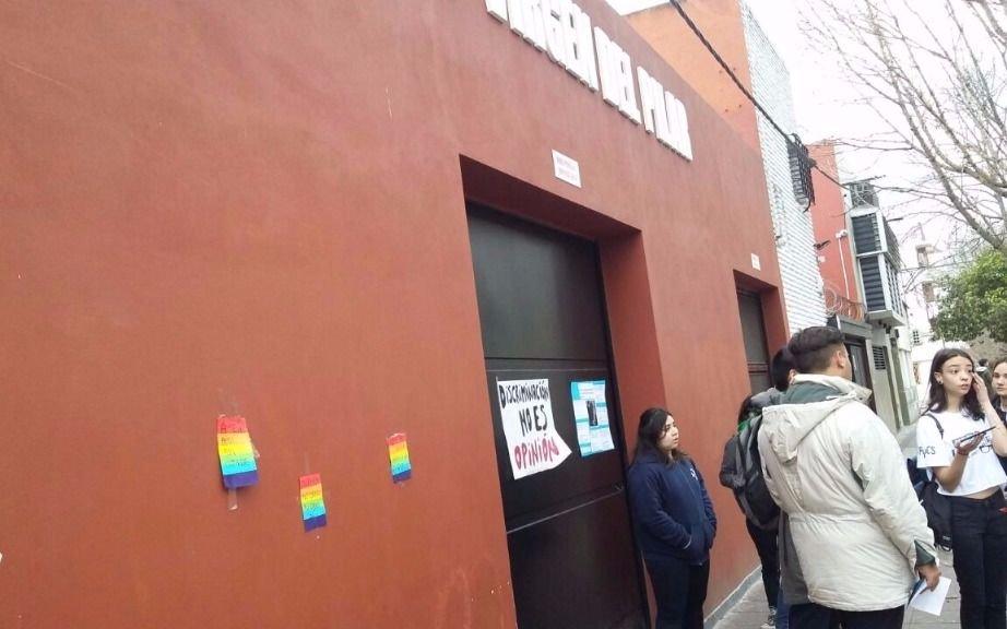 Un docente dijo que la homosexualidad es una enfermedad — Audio