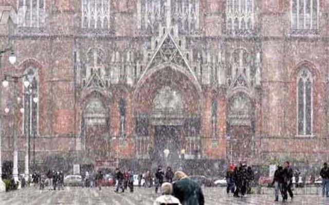 ¿Puede volver a nevar también en nuestra Región?