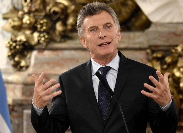 Macri se planta en el centro del ring electoral