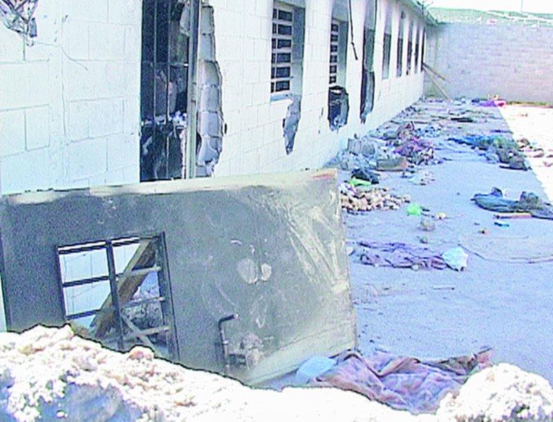 Se inicia el juicio por la muerte de 33 reclusos