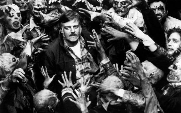 A los 77 años de edad falleció el director George A. Romero
