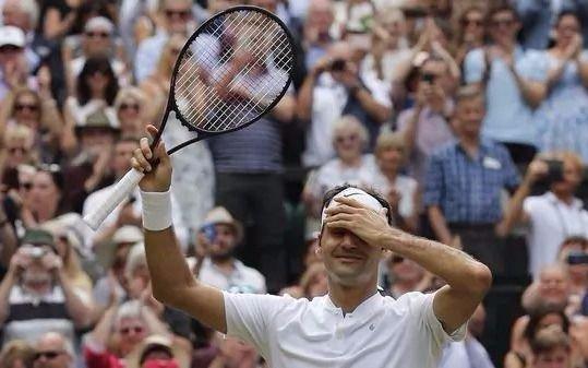El mundo del deporte expresó su admiración por Federer