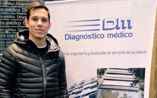 """Solari ya es de Racing: """"estoy agradecido a Estudiantes"""""""
