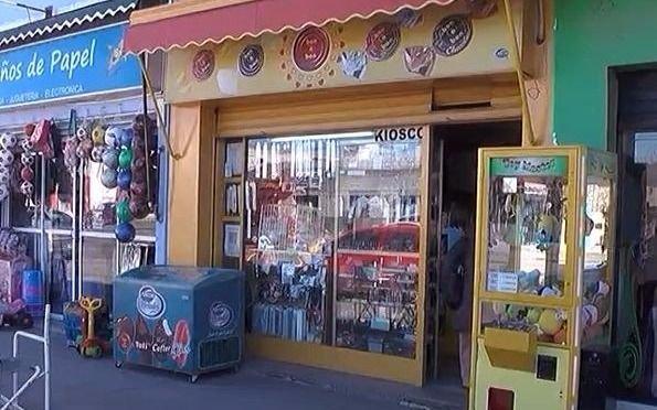 Video: Robaron un kiosco en La Cumbre