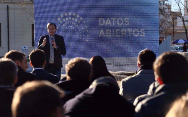 """Se presentó el """"Portal de Datos Abiertos"""""""