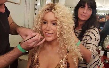 """Fátima iba a hacer de Shakira en lo de """"Su"""" pero """"no quedó tiempo"""": ¿la bajaron?"""