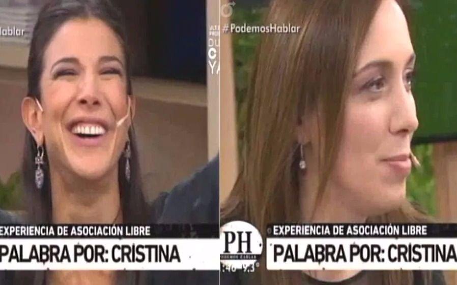 VIDEO: Andrea Rincón, María Eugenia Vidal y un incómodo momento en PH