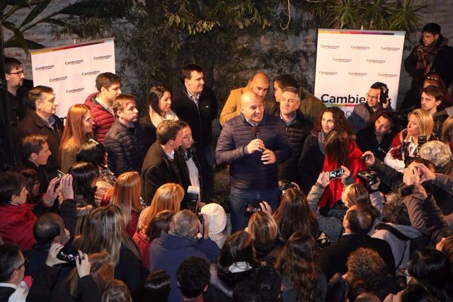 Con Molina a la cabeza, Cambiemos lanzó su campaña en Quilmes