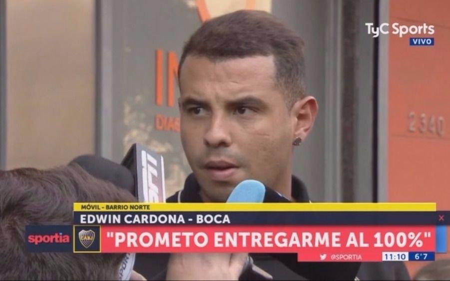La incorporación de Espinoza quedó indefinida — Boca