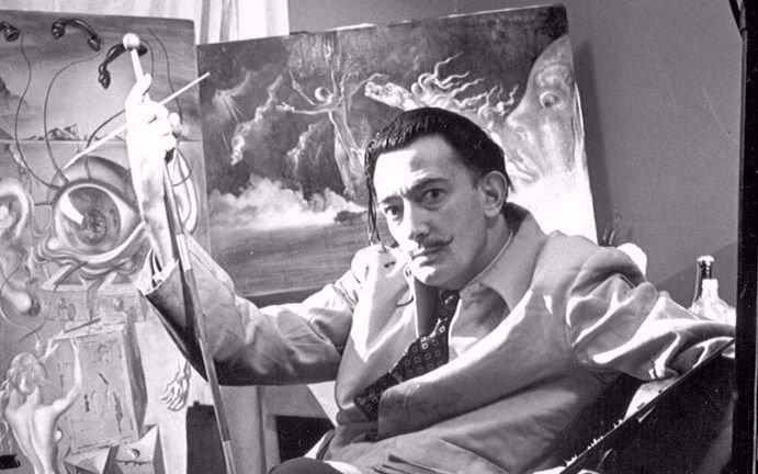 El cuerpo de Salvador Dalí será exhumado por una demanda de paternidad