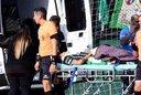 Operan con éxito al jugador de la C que sufrió grave lesión