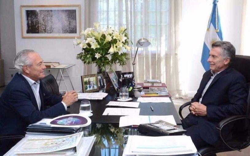Barletta aceptó la propuesta de Macri de ser embajador en Uruguay